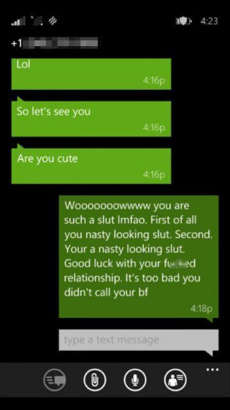Cheating Girlfriend Caught Trying to Bang a Random Dude (12 pics)