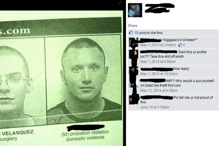 Trashy Facebook Posts (24 pics)
