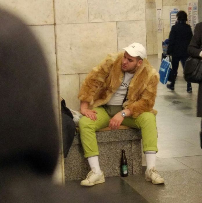 Subway Fashion (28 pics)