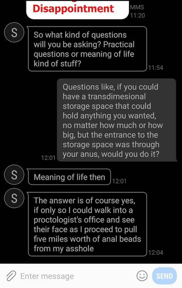 Texting Random Numbers Can Be Quite Awesome (15 pics)