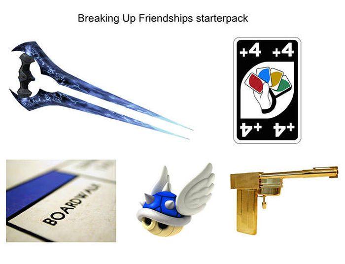 Starter Packs (21 pics)