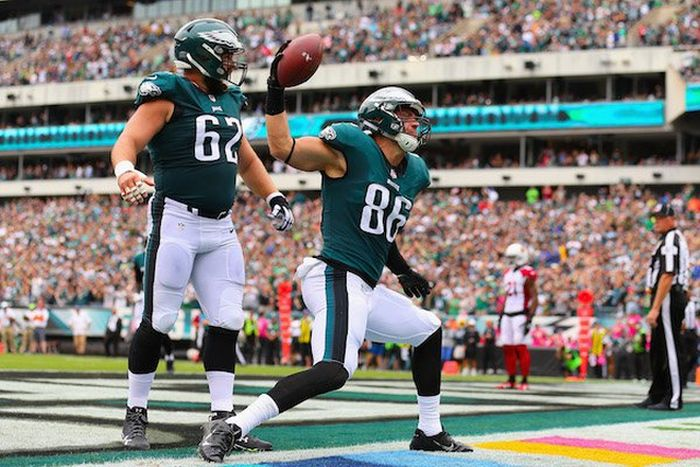 The Best Touchdown Celebrations Of This NFL Season (15 gifs)