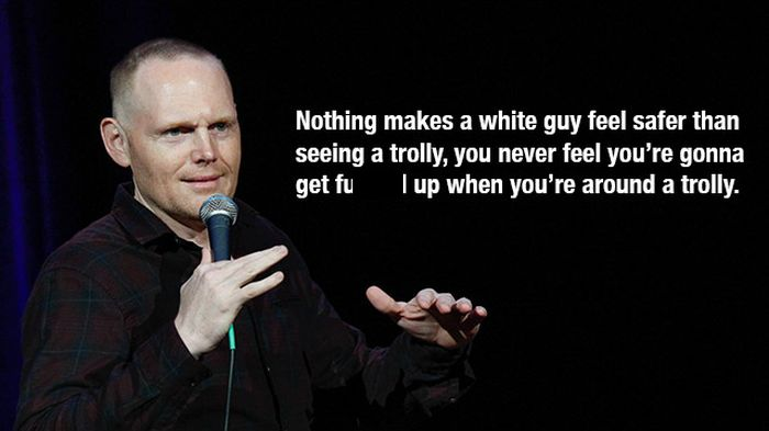 Bill Burr Is One Of The Funniest Comedians Of Our Generation (9 pics)