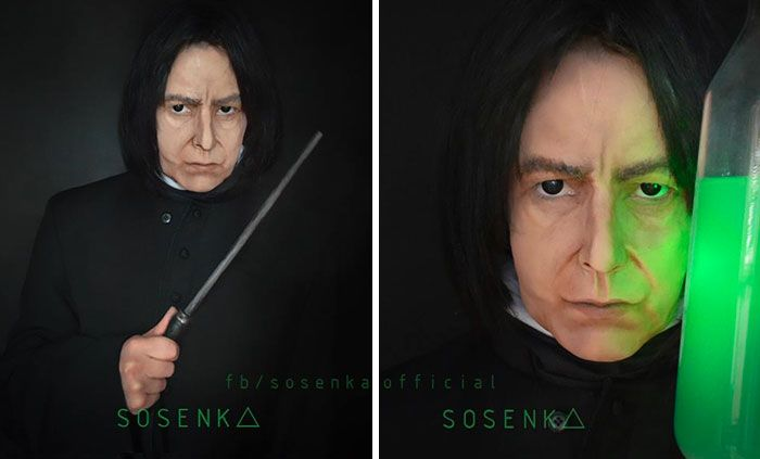 Polish Cosplayer Can Turn Herself Into Literally Anyone (20 pics)