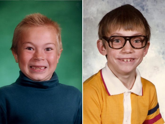 School Photos That Will Make You Cringe (20 pics)