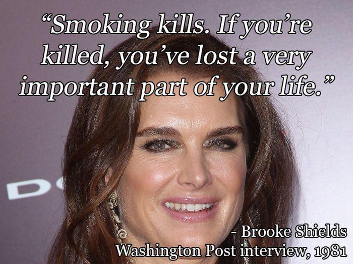 Stupidest Celebrity Quotes (12 pics)