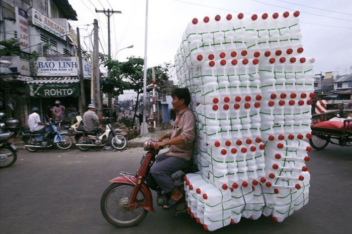 Overloaded Transport (20 pics)