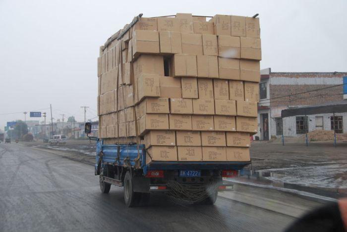 Overloaded Transport (20 pics)