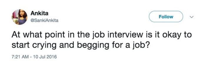 Job Hunting Tweets (31 pics)