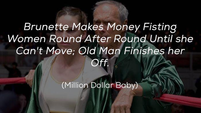 Mainstream Movies Get PornHub Titles (29 pics)