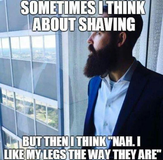 Celebrate No Shave November (25 pics)