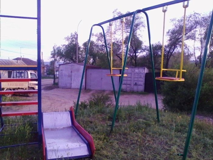 Crazy Playgrounds (17 pics)