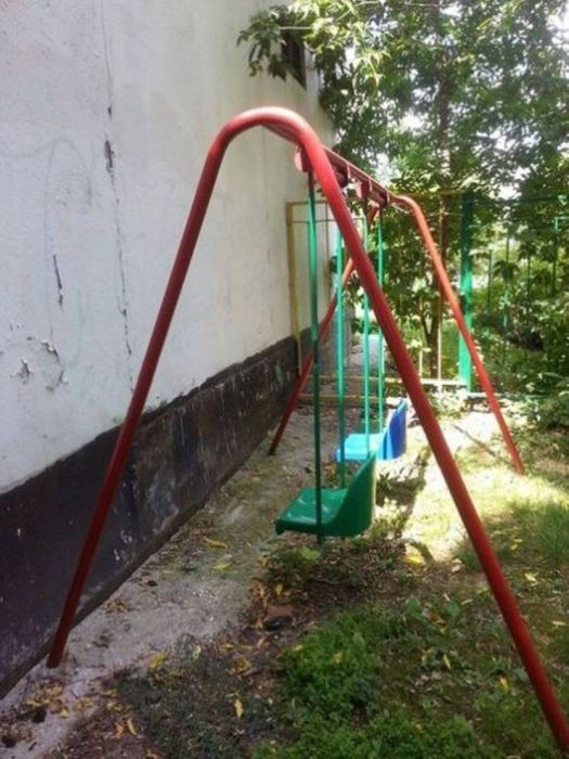 Crazy Playgrounds (17 pics)