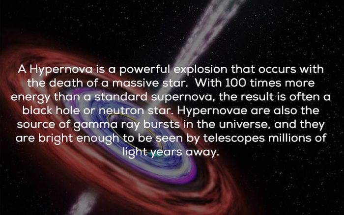 Scary Space Facts (25 pics)