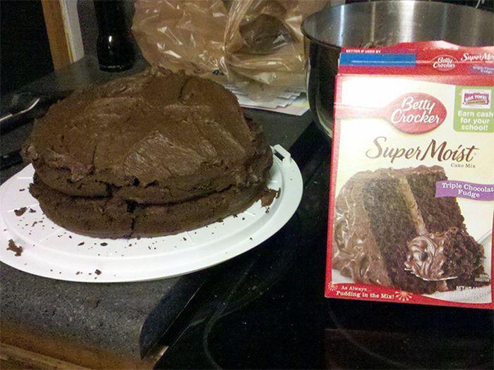 Worst Kitchen Fails (17 pics)