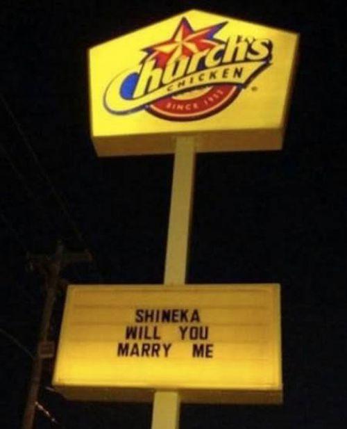 Marriage Proposal Moments (21 pics)