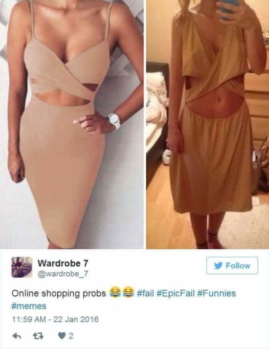 Funny Online Shopping Fails (14 pics)