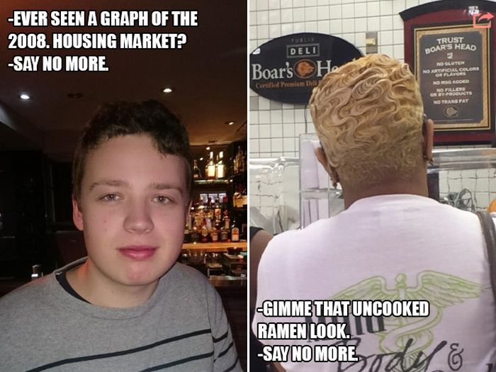 The Stories Behind Horrible Haircuts (15 pics)