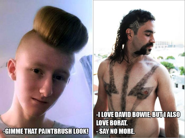 The Stories Behind Horrible Haircuts (15 pics)
