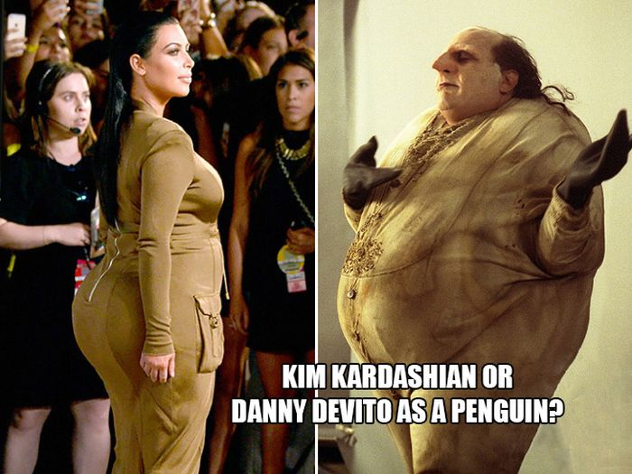 Who Wore It Better? (14 pics)