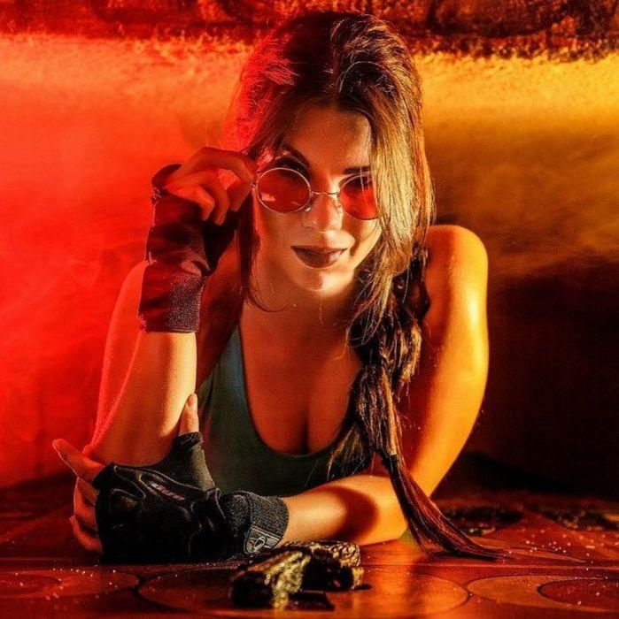 Russian Cosplay Girl Anastasya Zelenova (27 pics)