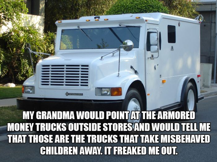Lies That Parents Have Told Their Kids (17 pics)