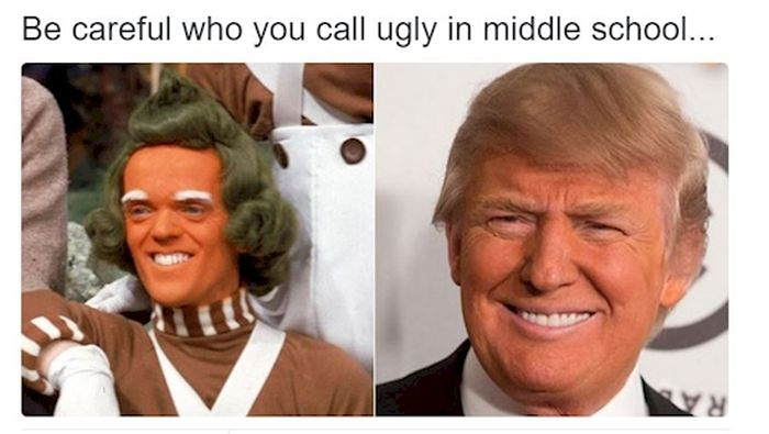 Be Careful Who You Call Ugly in Middle School (13 pics)