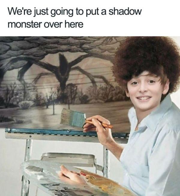"""""""Stranger Things"""" Memes (30 pics)"""