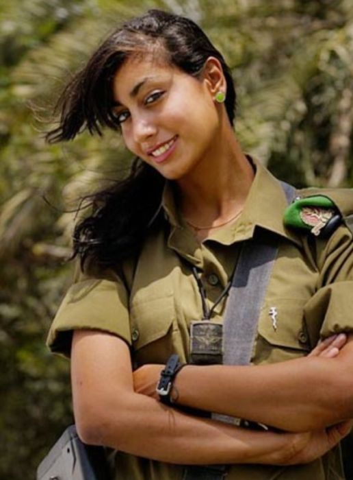 Sexy Girls From Israeli Defense Force 37 Pics-8430