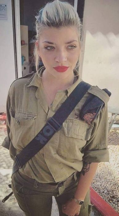 Sexy Girls From Israeli Defense Force (37 pics)