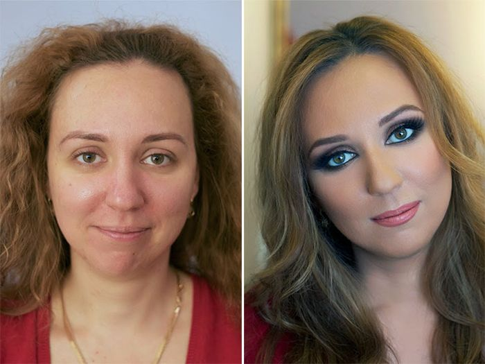 The Power of Makeup (19 pics)