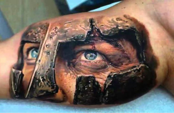 Amazing Tattoos (21 pics)