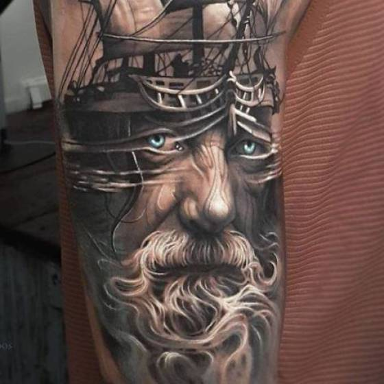 Amazing Tattoos (21 pics)