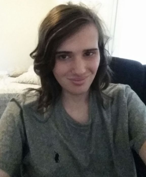 Man Documents His Incredible Transformation Into A Woman In Just 17 Months (13 pics)