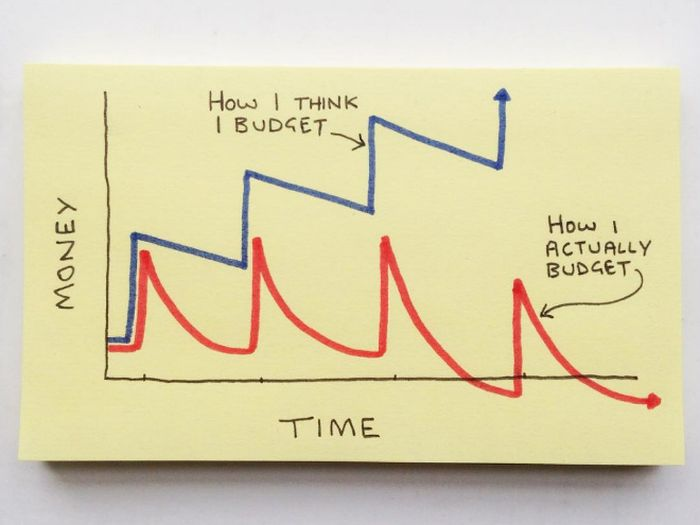 Illustrations About Adulthood (17 pics)