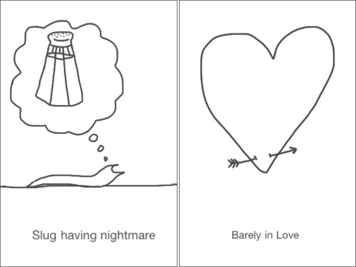 Smart Drawings by Demetri Martin (14 pics)
