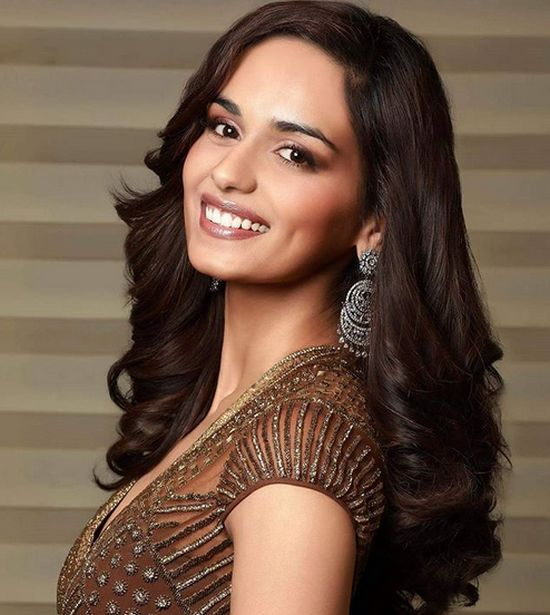Miss World 2017 Manushi Chhillar From India (16 pics)