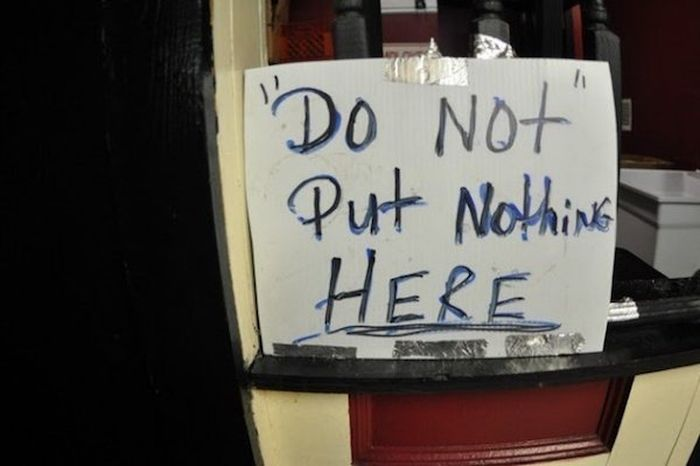 When People Don't Understand The Meaning Of Quotation Marks (34 pics)