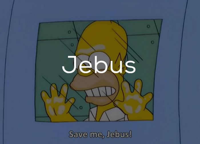 The Best Fake Words From The Simpsons (26 pics)