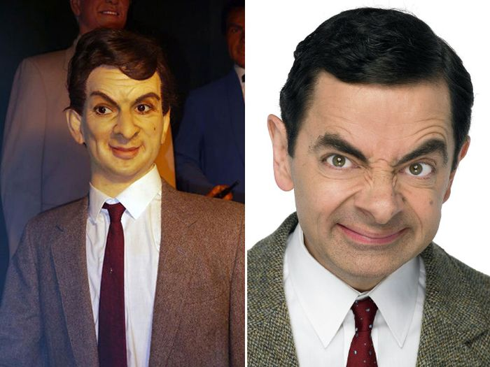 Worst Celebrity Wax Figures (19 pics)