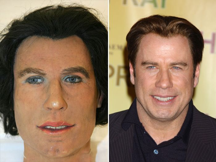 Worst Celebrity Wax Figures (19 pics)