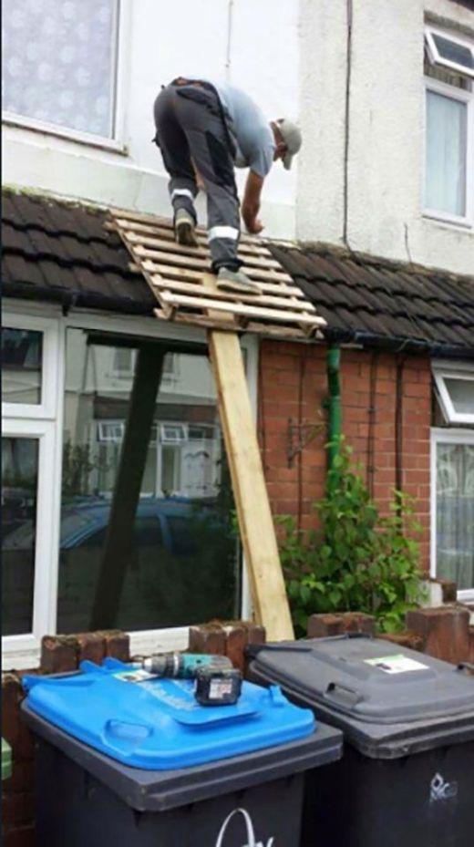 Building Like An Idiot (26 pics)