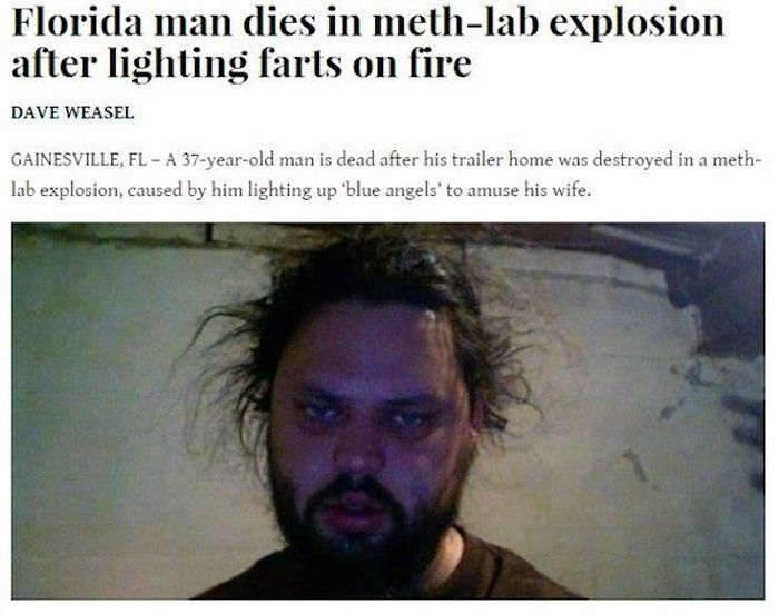 Florida Is A Very Weird Place (29 pics)