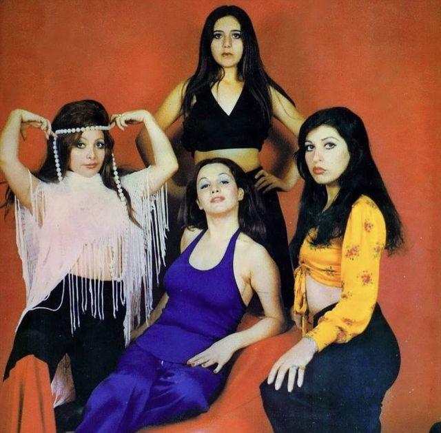 Iran Before The 1979 Revolution (23 pics)