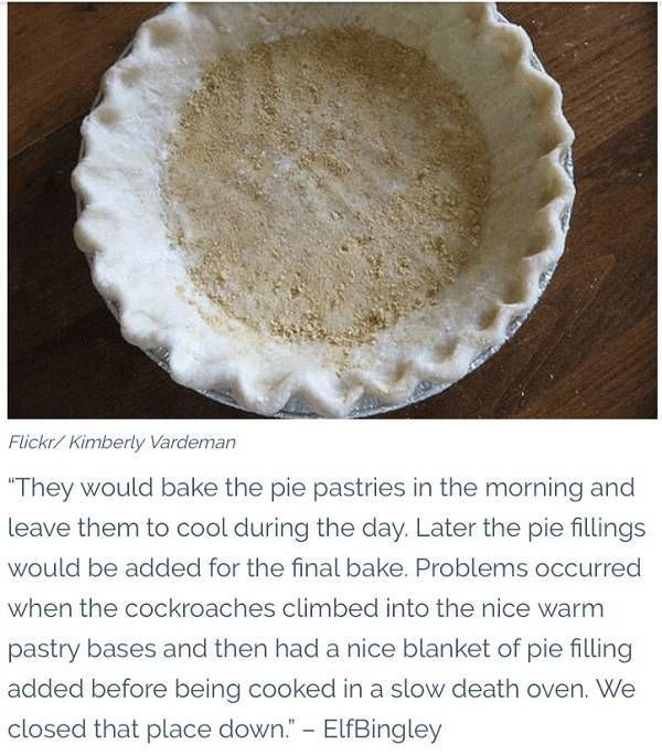 Restaurants Have Too Much Gross Stuff Inside (46 pics)