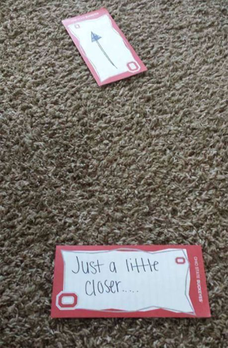 This Guy Knows How To Surprise His Girlfriend (7 pics)