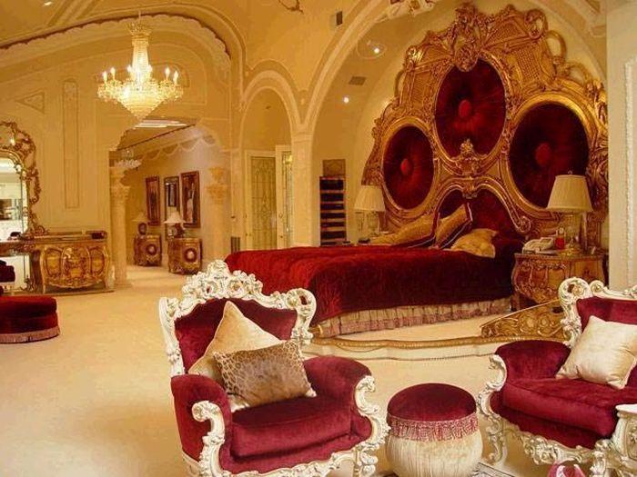 Robert Mugabe's Mansion (9 pics)