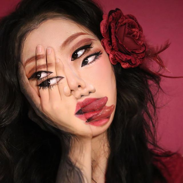 Amazing Makeup Art (23 pics)