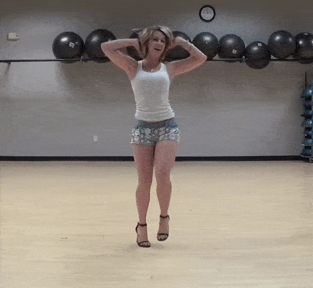 Funny Dancers (15 gifs)