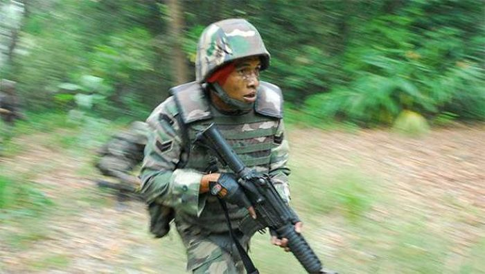 These Countries Have The Biggest Armies In The World (25 pics)
